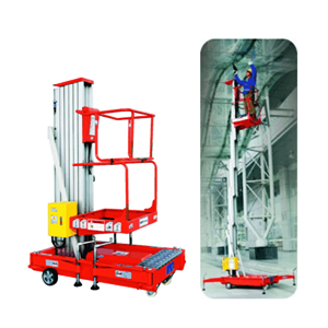 aerial work platform single person