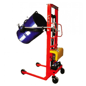 drum lifter semi electric