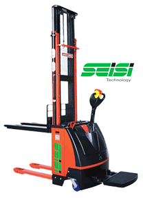 electric stacker seisi