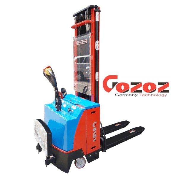 electric stacker gozoz