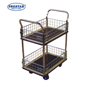 trolley prestar dual mesh table