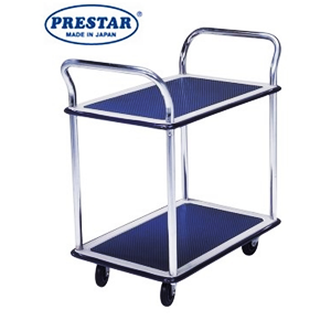 trolley prestar dual table