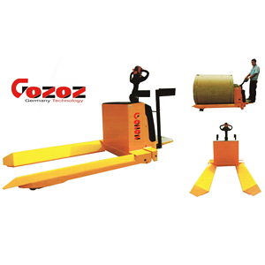hand pallet roll electric gozoz