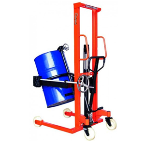 drum handler stacker