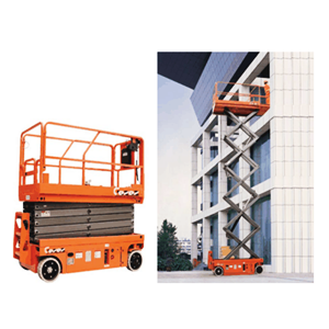 scissor lift work platform